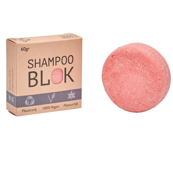 Shampoo bar cranberry Blokzeep