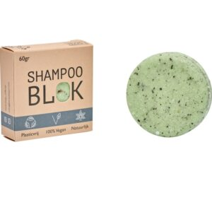 Shampoo bar munt Blokzeep